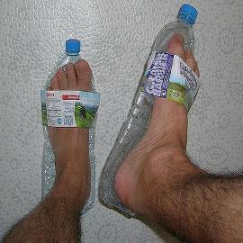 Обувь Нестандартная